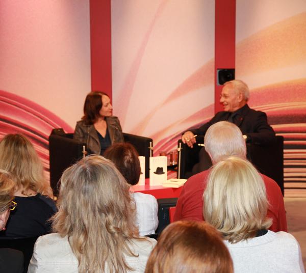 Marion Brasch bei Ernst Grandits