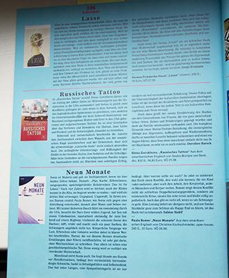 »Neun Monate« im Missy Magazine