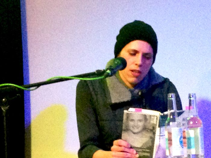 Caroline Günther liest »Neun Monate«